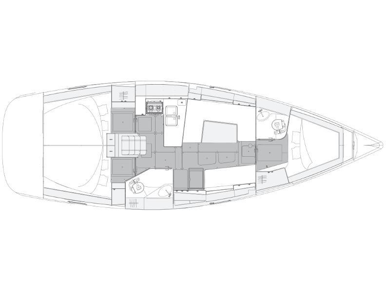 Elan 40.1 (TOP SECRET new 2020) Plan image - 31
