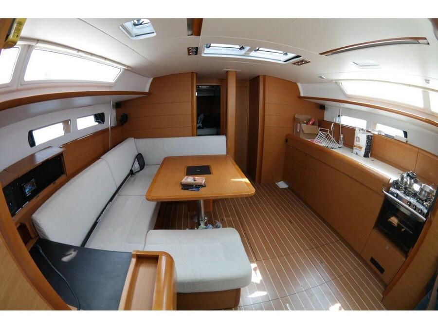 Sun Odyssey 469 - Skippered (ath46902) Interior image - 4