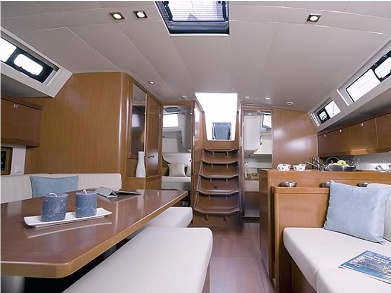 Moorings 45.4 () Interior image - 9