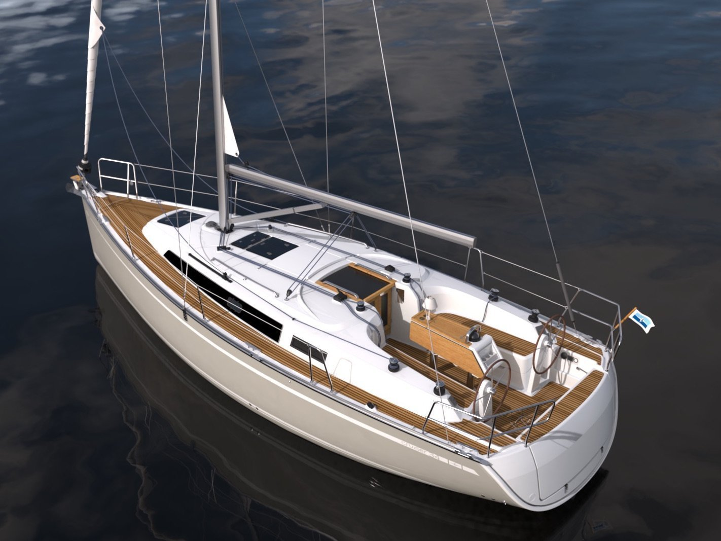 Bavaria Cruiser 34 / 3 (B34-2) Main image - 3