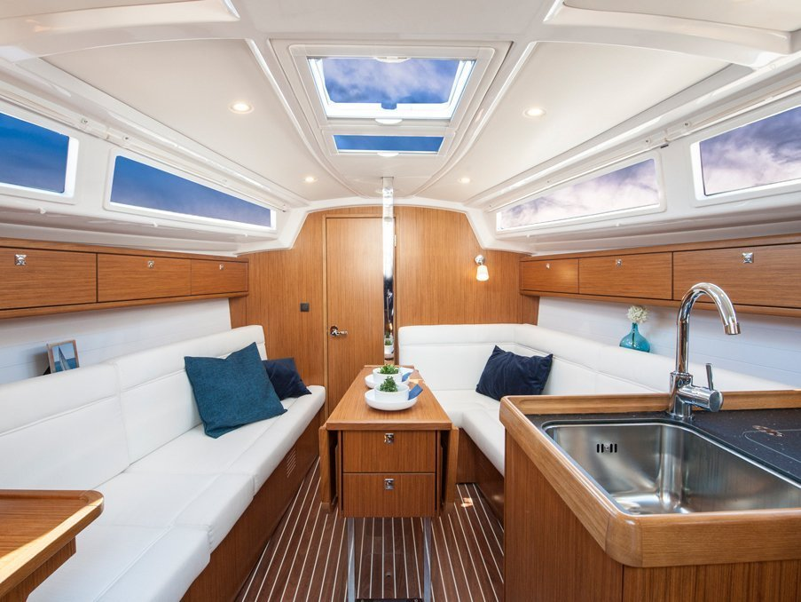 Bavaria Cruiser 34 / 3 (B34-2) Interior image - 4