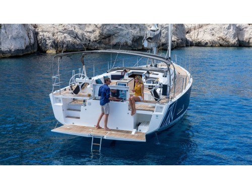 Dufour 530 - owner's version- skippered (Dimpa) Main image - 0