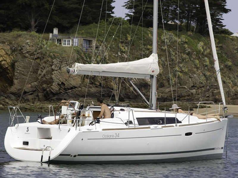 Oceanis 34 (CAPRICE) Main image - 4