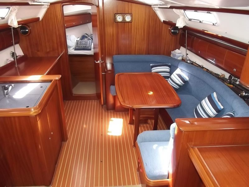 Bavaria 38 (Freedom - Bavaria 38 Cruiser) Interior image - 8
