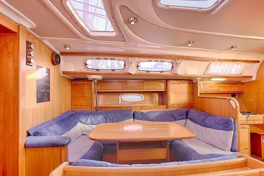 Bavaria 46 Cruiser (IRINA) Bavaria 46 Cruiser Charter Croatia - 1