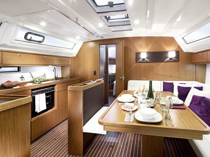 Bavaria Cruiser 46 (B46-3) Interior image - 1