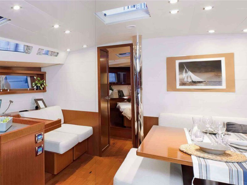 Oceanis 48 (Butterfly) Interior image - 3