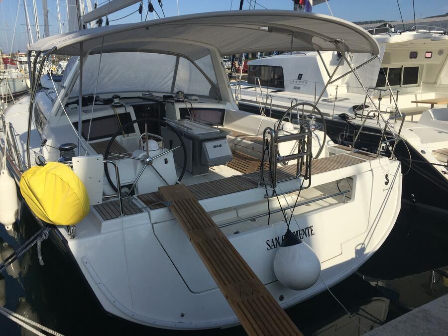 Oceanis 48 (San Clemente )  - 52
