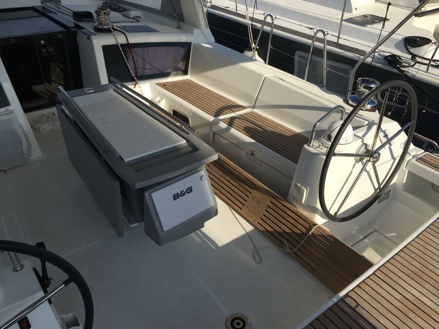Oceanis 48 (San Clemente )  - 18