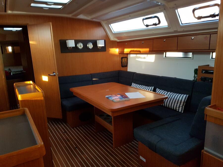 Bavaria 46 Cruiser_2015 (BAVARIA 46 CRUISER) Interior image - 5
