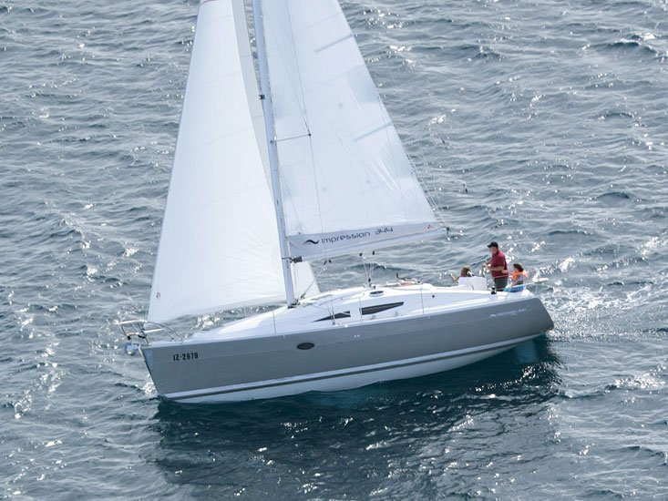 Elan 344 Impression (Sailway Cinco) Main image - 11