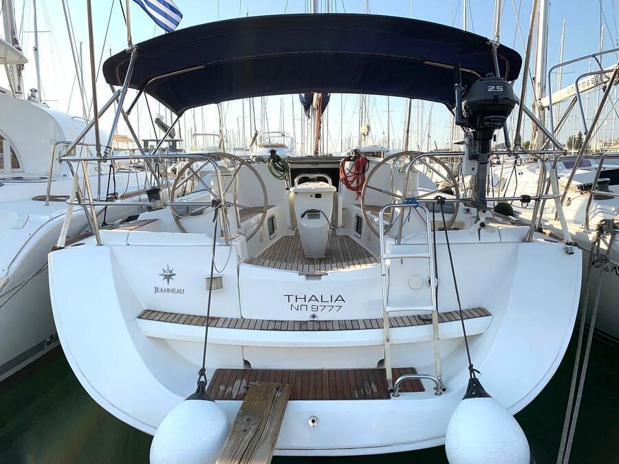 Sun Odyssey 42 i (Thalia)  - 7