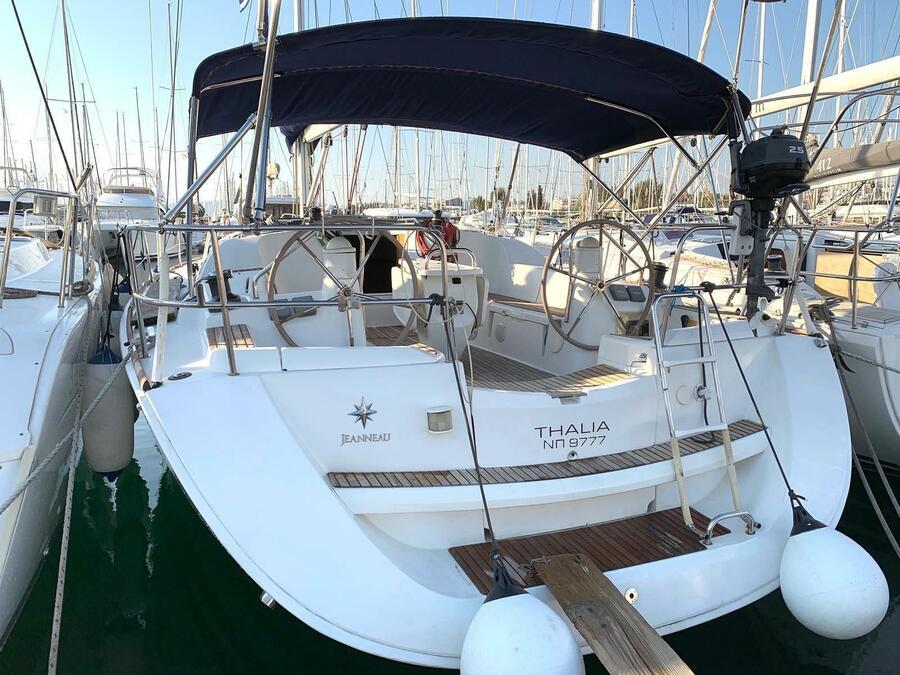 Sun Odyssey 42 i (Thalia)  - 3