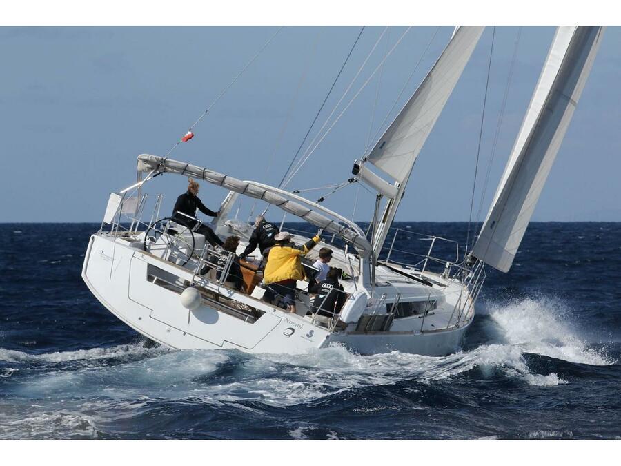 Oceanis 55 (Noemi) Main image - 0