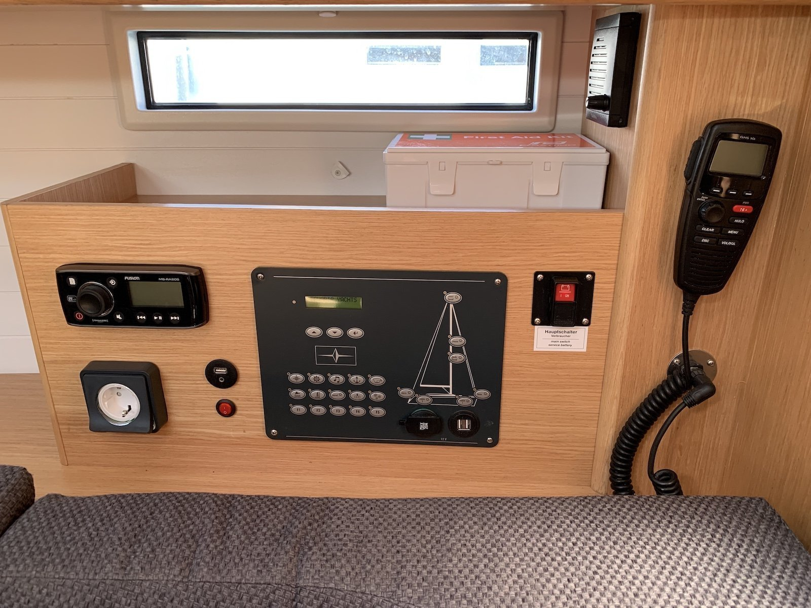 Bavaria Cruiser 46 (Oceanos)  - 9