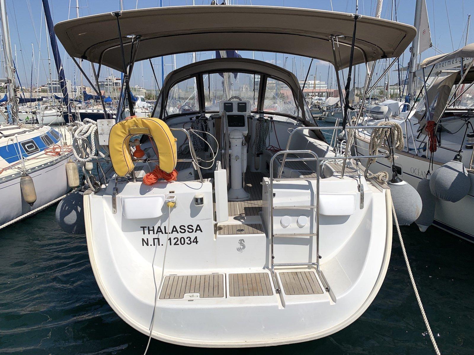 Oceanis 423 (Thalassa)  - 6