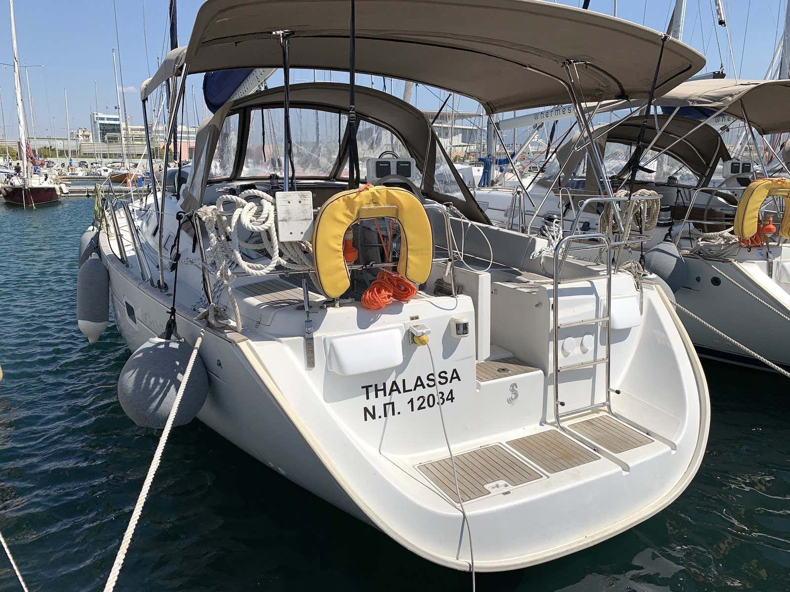 Oceanis 423 (Thalassa)  - 7