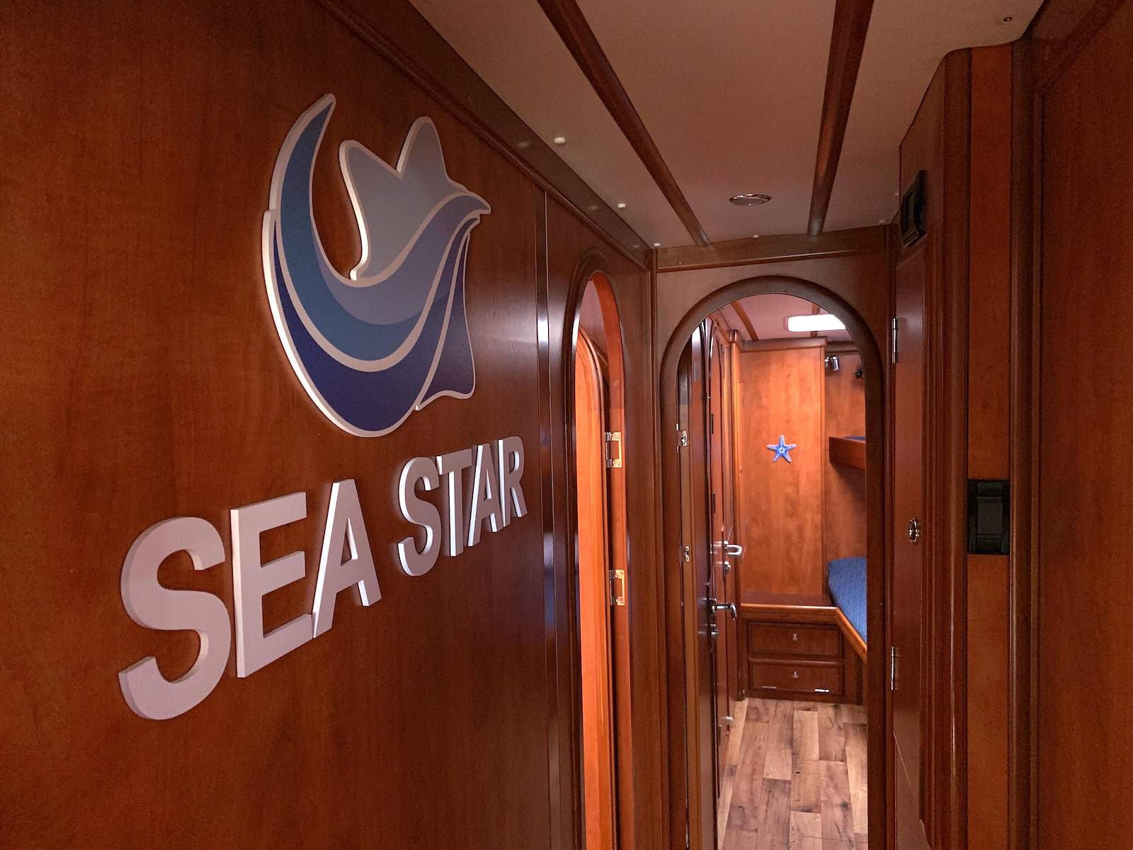 Ocean Star 56.1 (Sea Star)  - 5