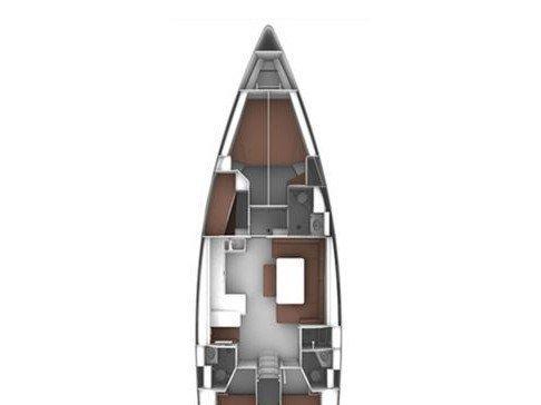 Bavaria Cruiser 51 (Zedaron) Plan image - 2