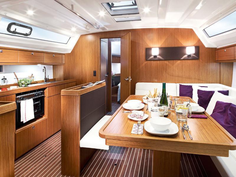 Bavaria Cruiser 46 (B46-21-S2) Interior image - 2
