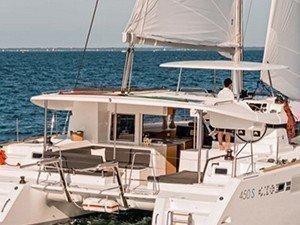 Lagoon 450 Sportop (MANGO V) Main image - 0