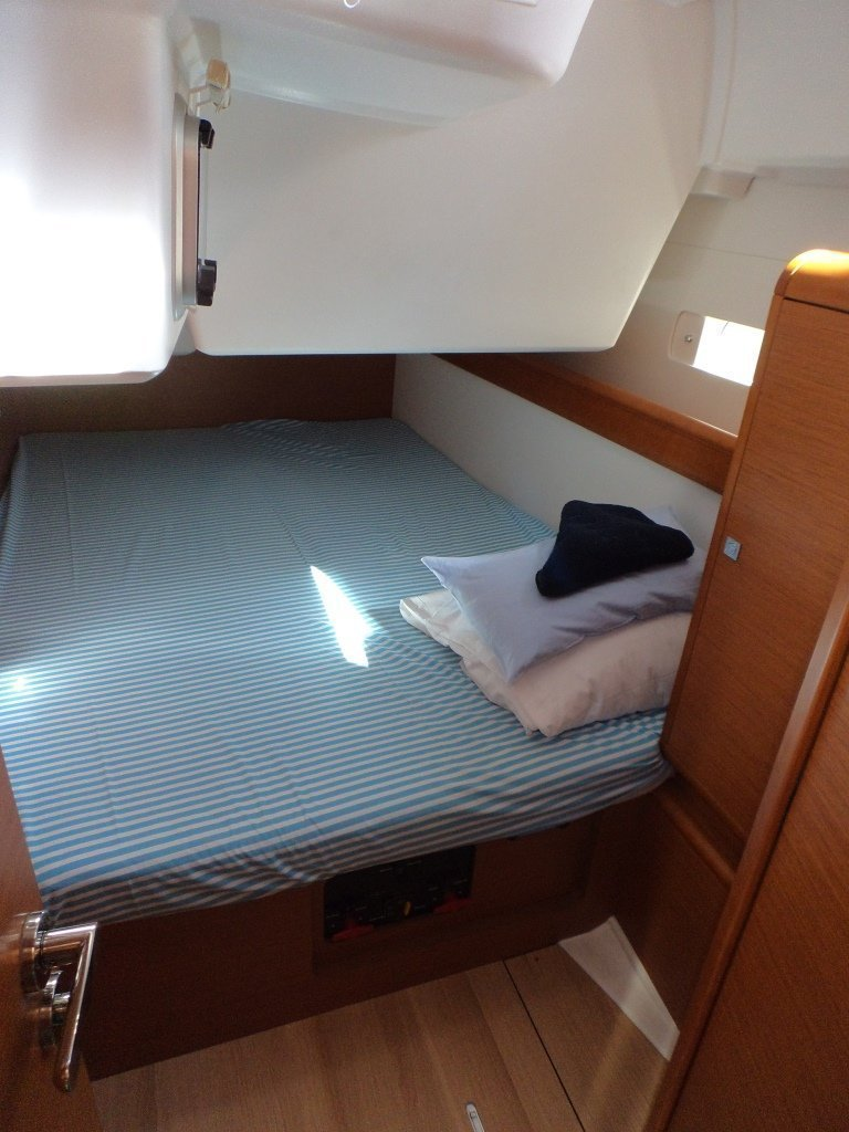 Sun Odyssey 509 (Rock Point) interior - 2