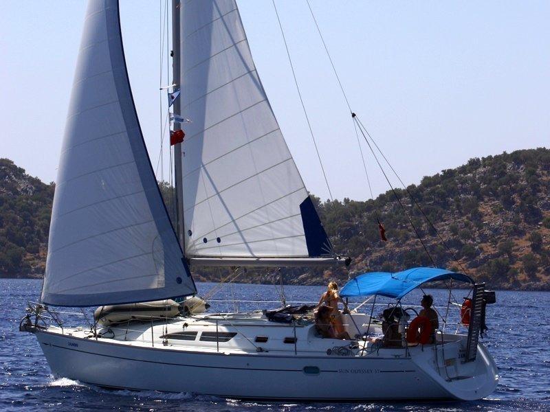 Sun Odyssey 37 (1) (Jambo)  - 3