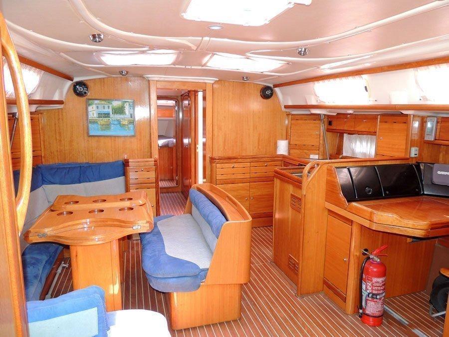 Bavaria 50 Cruiser (Efkrasia) Interior image - 1