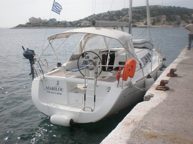 Oceanis 34 (Marilou) Main image - 0