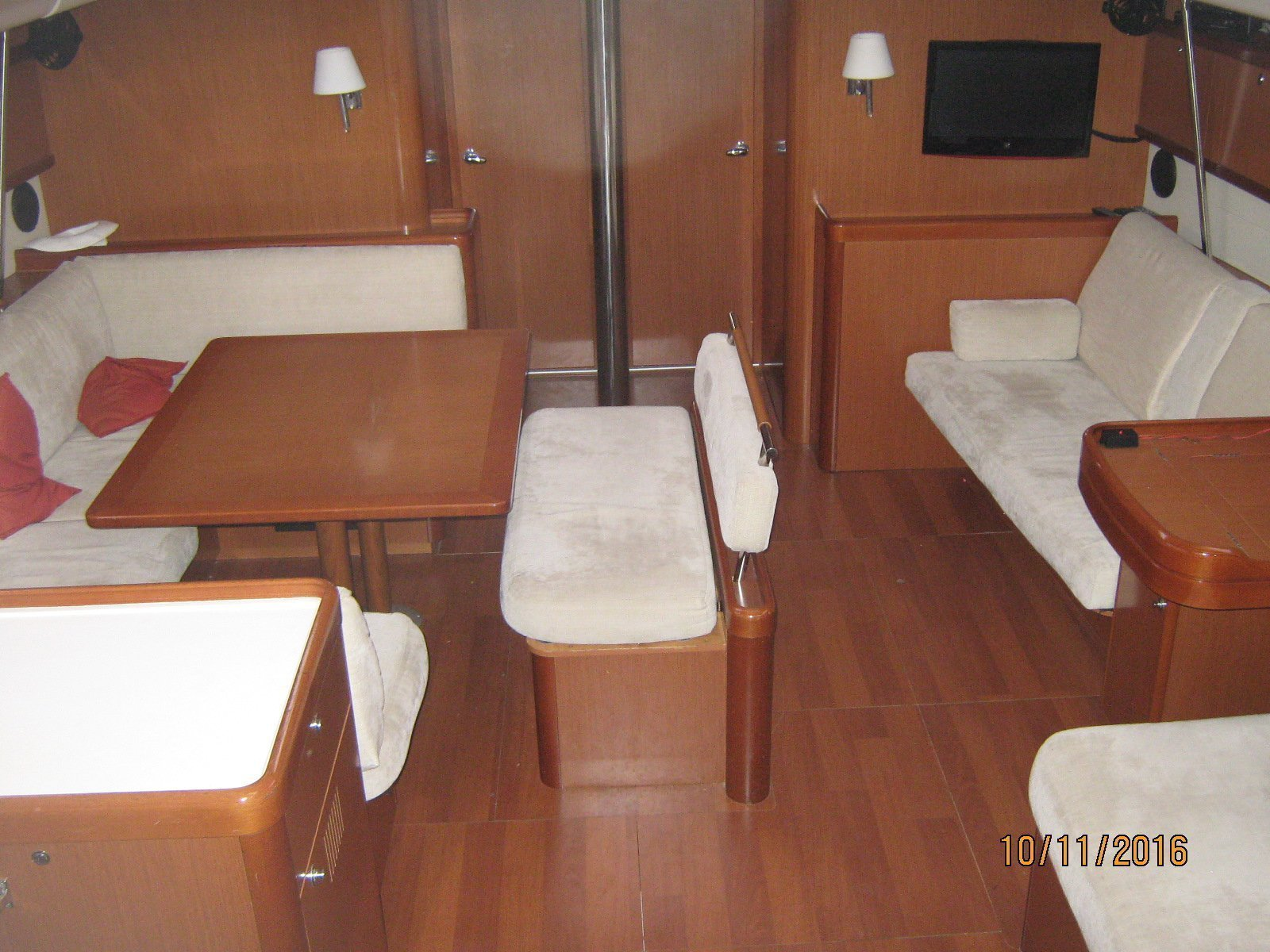 Oceanis 54 (Alex) Interior image - 1
