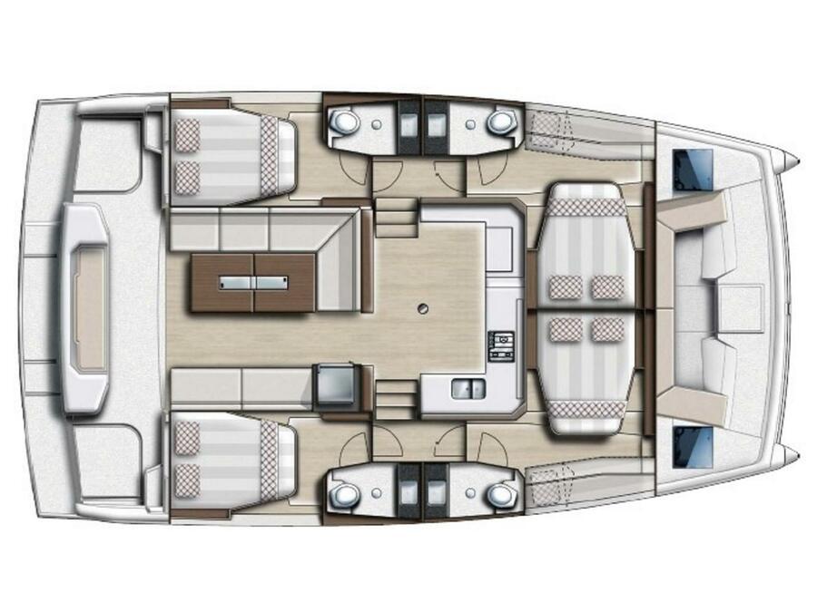 Bali Catspace (Hagrid) Plan image - 8