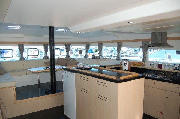 Catlante 600 - incl. crew & full board (Bacchus)  - 10