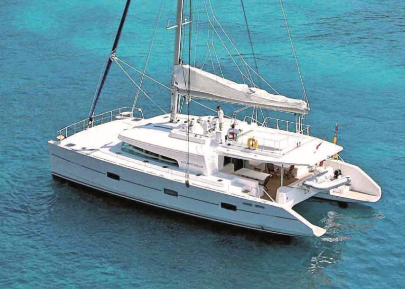 Catlante 600 - incl. crew & full board (Bacchus)  - 3