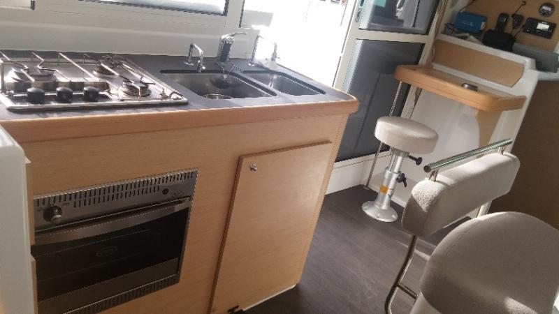 Lagoon 380 S2 (Karla II) Kitchen - 2