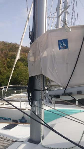 Lagoon 380 S2 (Karla II) Navigation - 3