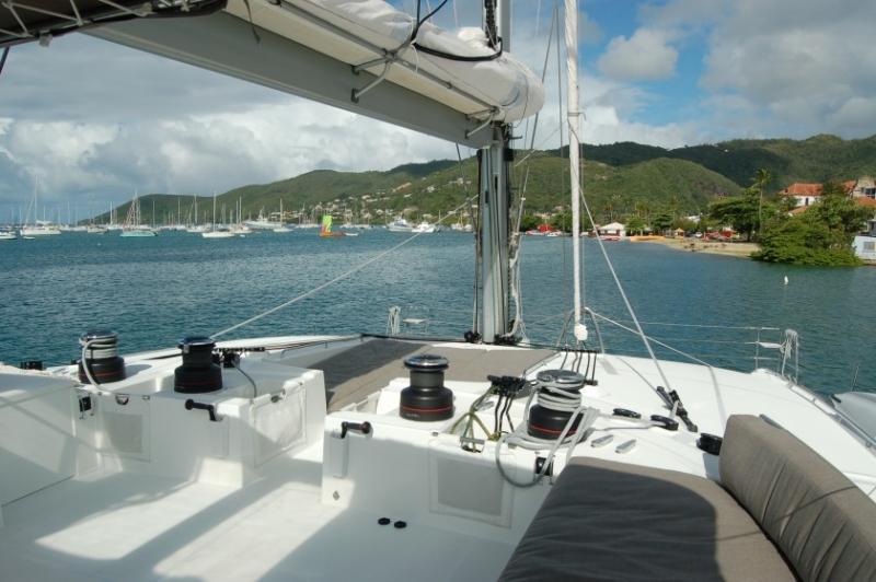 Lagoon 620 - incl. crew & full board (Marlena) Deck / Lounge - 6