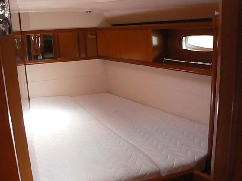 Oceanis 54 (Selene) Double cabin / starbord - 4
