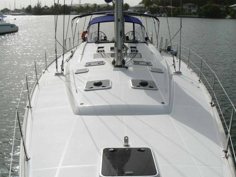 Oceanis 54 (Selene) Ship - 10