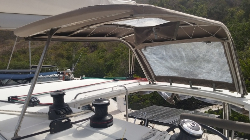 Lagoon 400 S2 (Trixi)  - 8