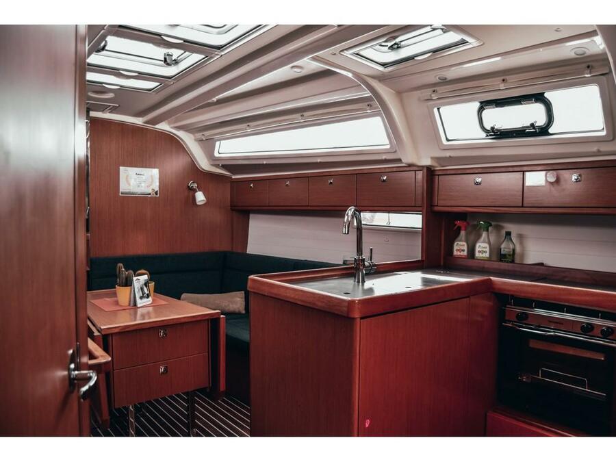Bavaria Cruiser 37 (PITUFO) Interior image - 2