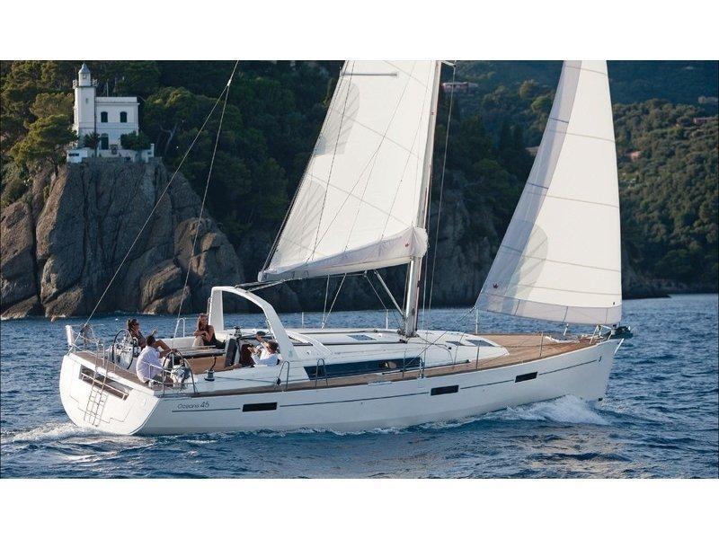 Oceanis 45 (2018) (Hande) Sailing - 23