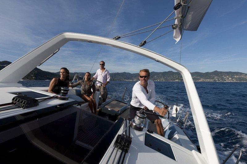 Oceanis 45 (2018) (Hande) Sailing - 21
