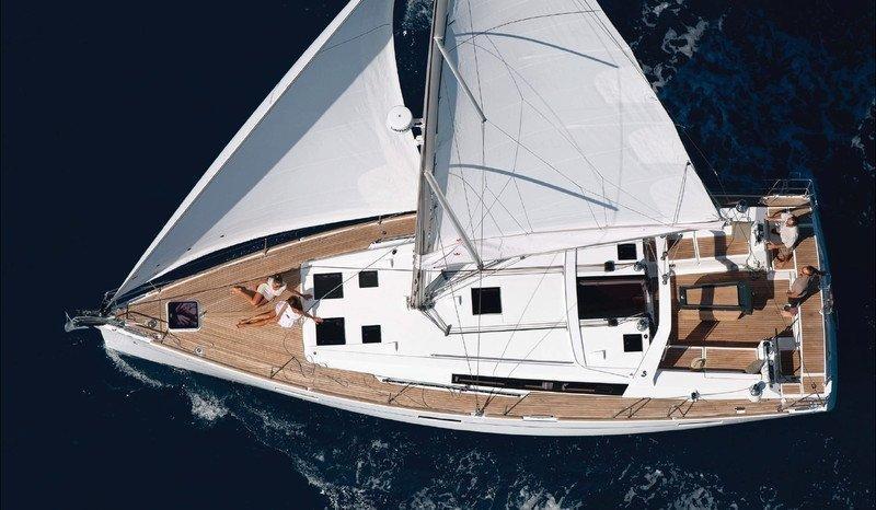 Oceanis 45 (2018) (Hande) Sailing - 17