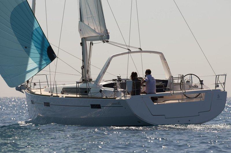 Oceanis 45 (2018) (Hande) Sailing - 20