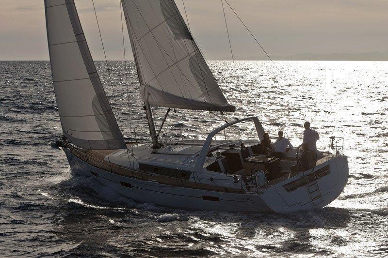 Oceanis 45 (2018) (Hande) Sailing - 31