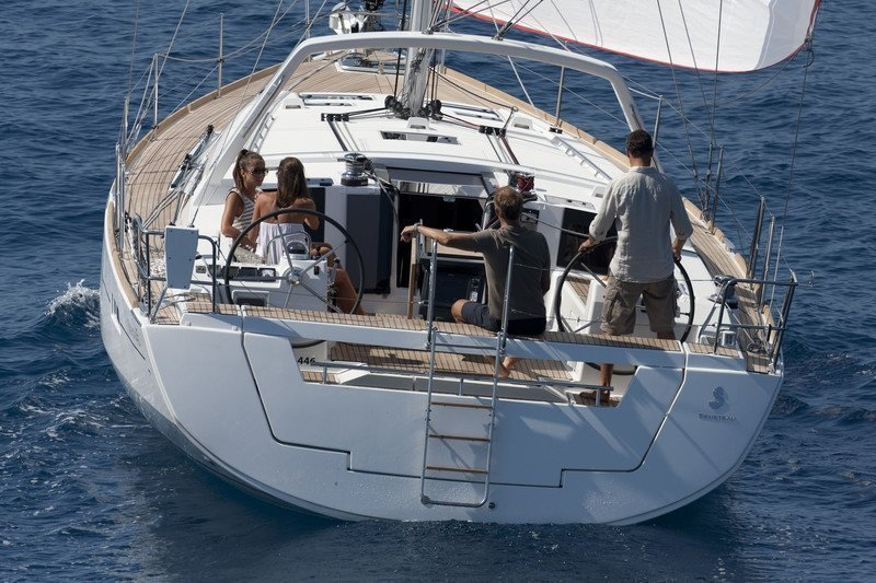 Oceanis 45 (2018) (Hande) Sailing - 34