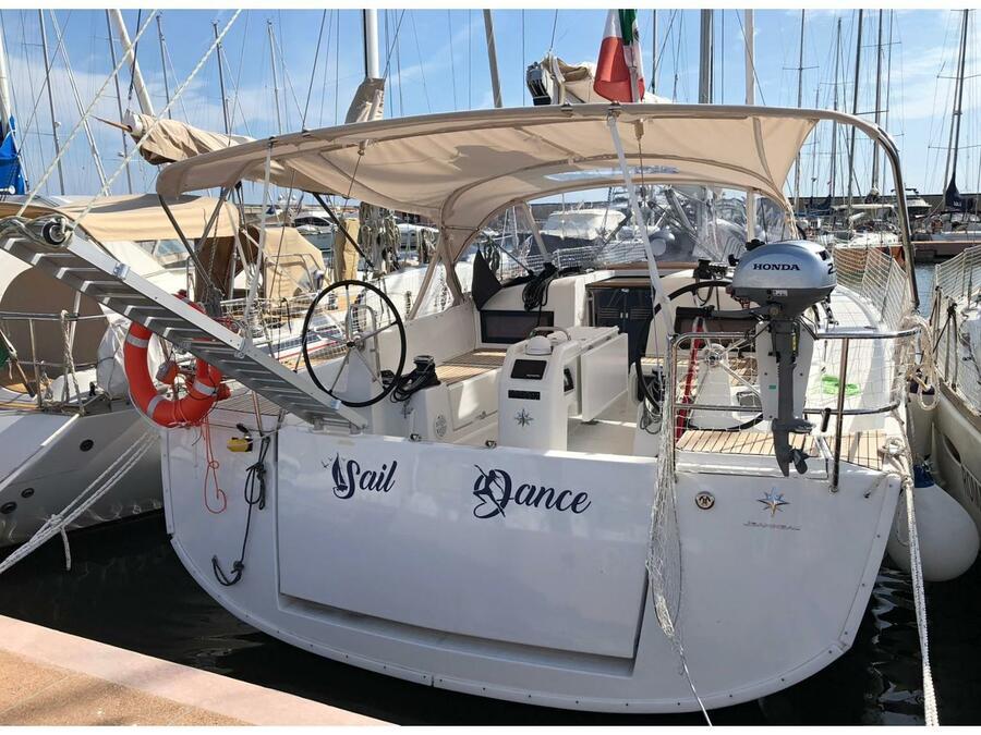 Sun Odyssey 440 (Sail Dance) Main image - 0