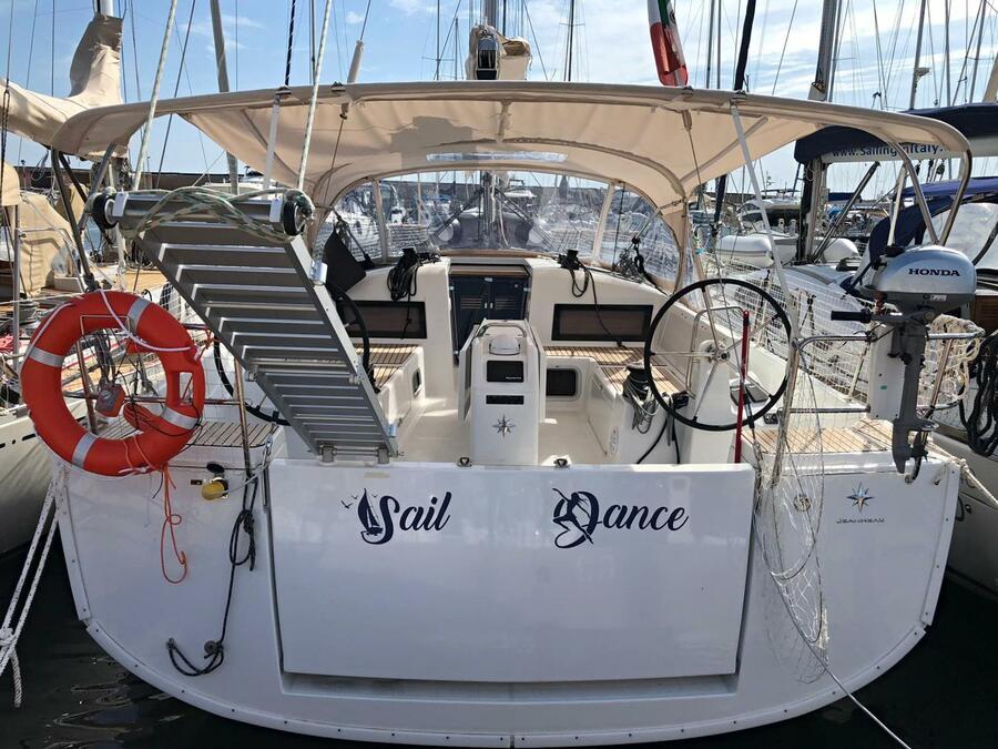 Sun Odyssey 440 (Sail Dance)  - 9
