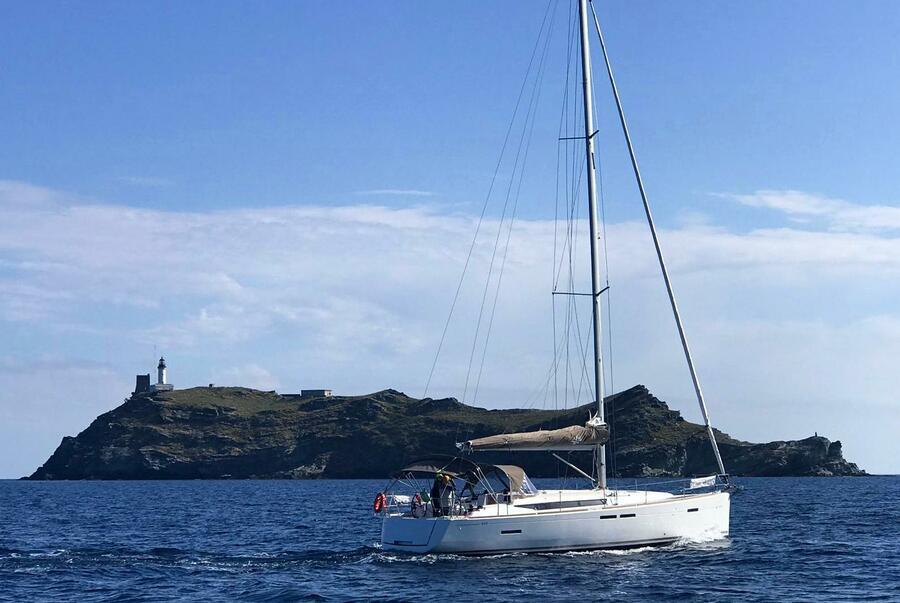 Sun Odyssey 440 (Sail Dance)  - 3