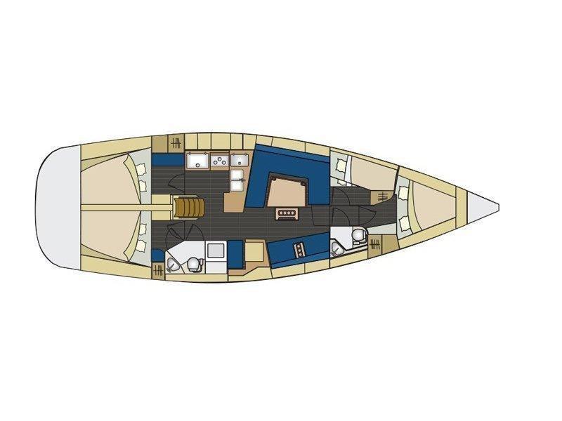 Elan 444 Impression (ANDRIJA) Plan image - 5